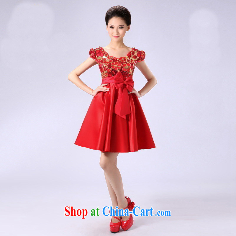 The Code clearance does not cost a new bride's wedding dresses dresses wedding photography theme wedding dresses red such as the L number one