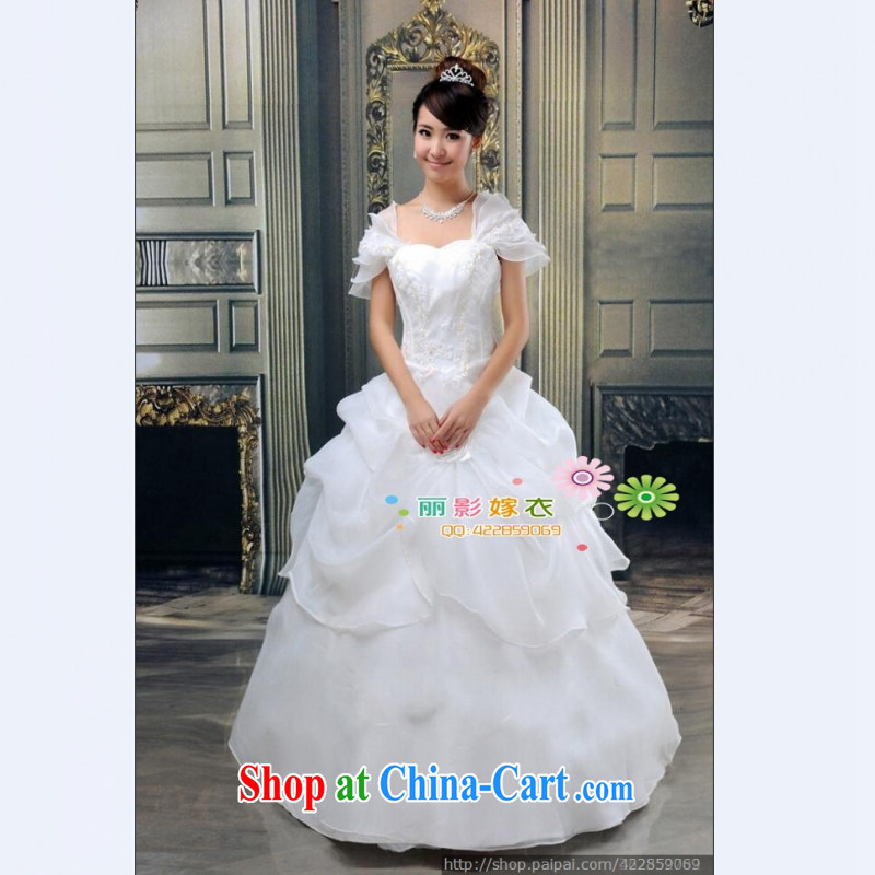 Lisa Donald Rumsfeld's break-out TY 9, regardless of the cost rabies loss sale bridal wedding dresses dresses limited number of friends, oh yeah white figure S M L XL