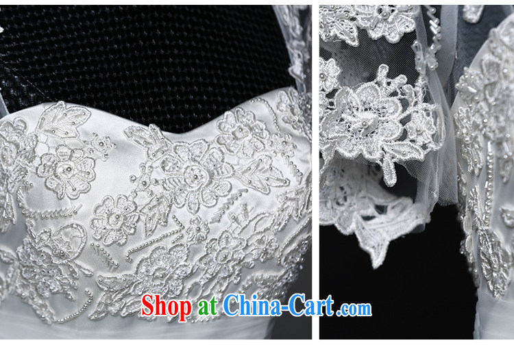 With the 2015 spring new winter Butterfly Dream erase chest lace long-sleeved shaggy dress long-tail bridal wedding dresses wedding winter white tail, L pictures, price, brand platters! Elections are good character, the national distribution, so why buy now enjoy more preferential! Health
