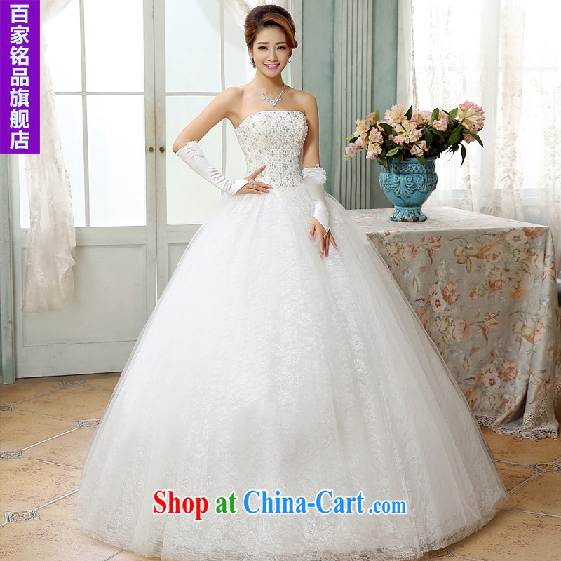 Wedding white summer 2015 new stylish sexy bare chest graphics thin wedding lace luxury wood drill with tie wedding New Products promotions national Package white Custom Size 7 day shipping