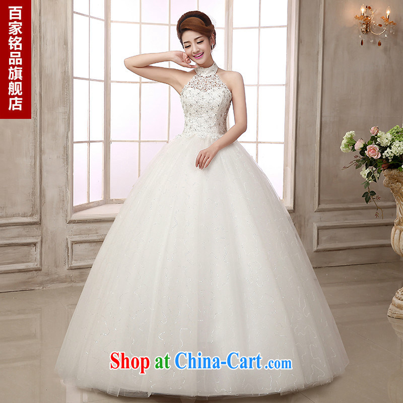 wedding dresses 2015 new lace hangs also Korean-style modern parquet drill Princess Bride with tie-out retro yarn wedding new discount package mail white custom size 7 day shipping