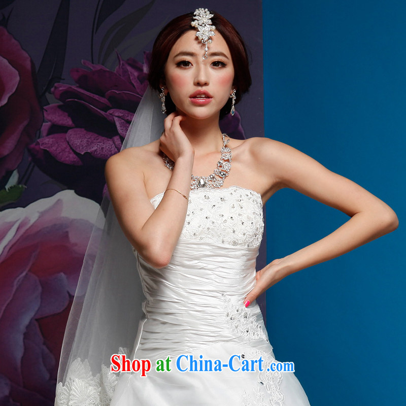 Korean bridal head-dress wedding dresses dresses jewelry accessories accessories bridal wedding wedding jewelry 2015 new bridal hair accessories-jewelry and ornaments white