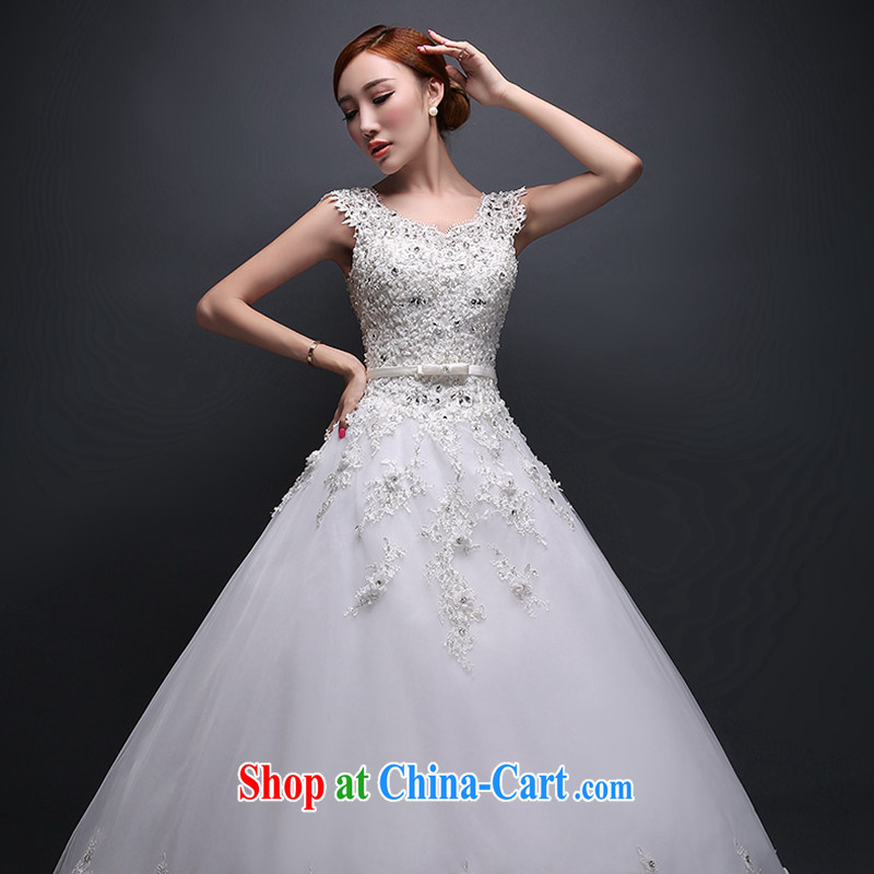 Hi Ka-hi wedding dresses new 2014 Winter Fashion bridal wedding lace shoulders with strap wedding ivory left size tailored