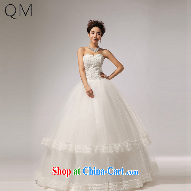 Shallow end (QM) Mary Magdalene wedding chest large skirts the hotel concierge bridal wedding dresses CTX HS 267 meters white XXL