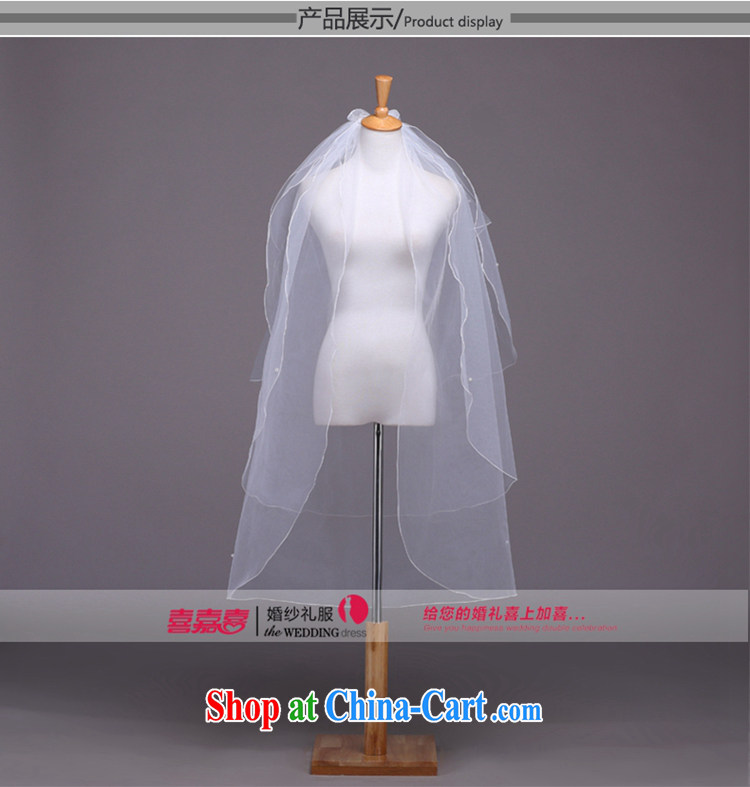 Hi Ka-hi 2014 new wedding dresses and multi-layer butterfly knot Pearl and yarn soft Web yarn XT 01 white are code pictures, price, brand platters! Elections are good character, the national distribution, so why buy now enjoy more preferential! Health