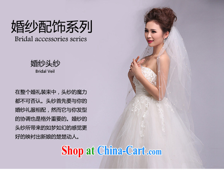 Hi Ka-hi 2014 new wedding dresses and multi-layer Pearl head yarn soft Web yarn XT 02 white are code pictures, price, brand platters! Elections are good character, the national distribution, so why buy now enjoy more preferential! Health