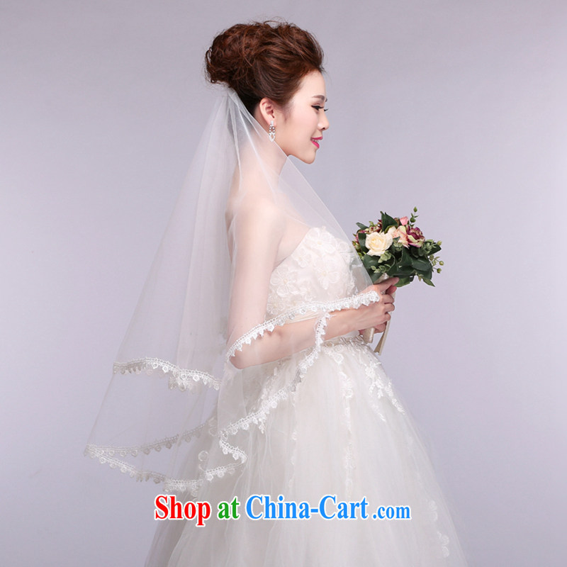 Hi Ka-hi 2014 new wedding and yarn lace lace and yarn soft Web yarn XT 10 white are code