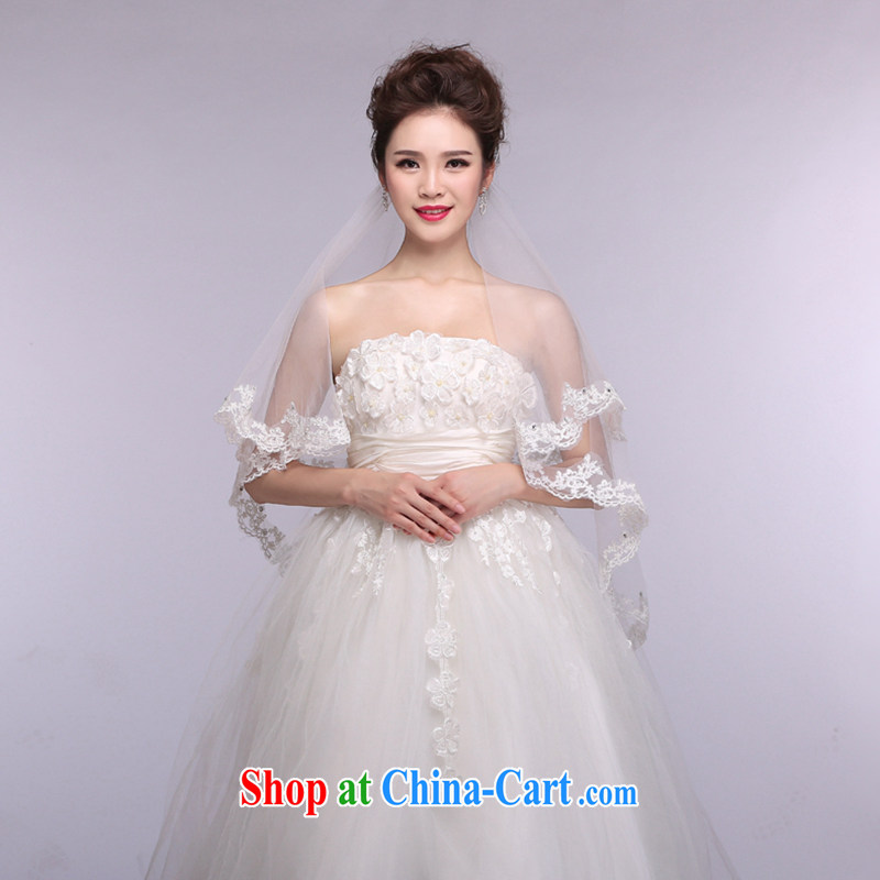 Hi Ka-hi 2014 new wedding and legal wood drill lace lace and yarn soft Web yarn XT 12 white are code