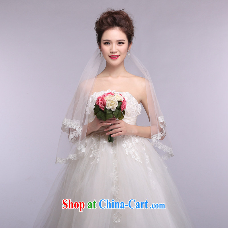 Hi Ka-hi 2014 new wedding and yarn lace lace and yarn soft Web yarn XT 13 white are code