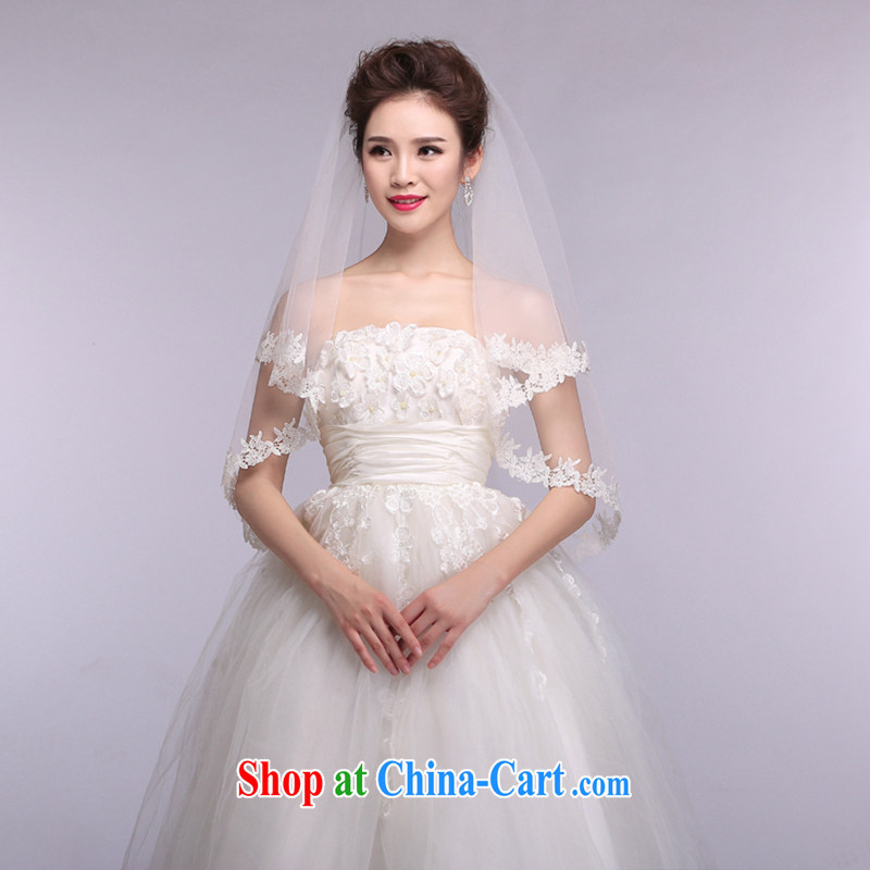 Hi Ka-hi 2014 new wedding and yarn lace lace and yarn soft Web yarn XT 14 white are code