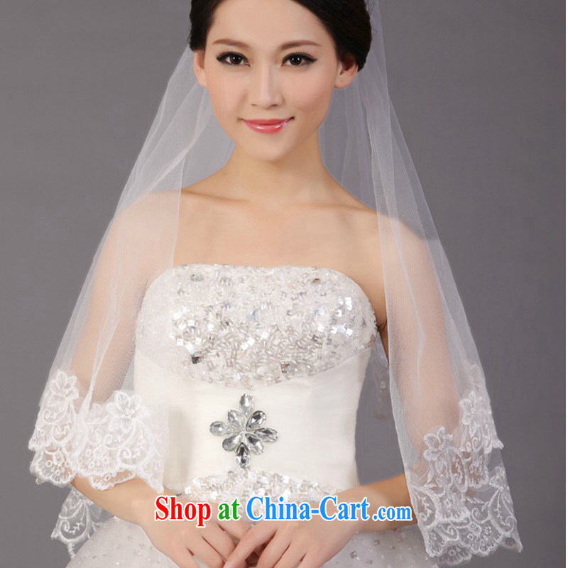 Hi Ka-hi marriages wedding dresses and yarn White Red Lace Embroidery lace and yarn - HB 01 white are code