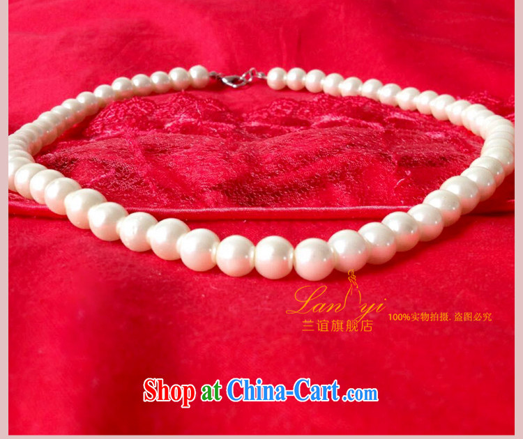 (Quakers, Korean style short, the pearl necklaces clavicle link marriages wedding dresses dresses accessories girls jewelry pearl white pictures, price, brand platters! Elections are good character, the national distribution, so why buy now enjoy more preferential! Health