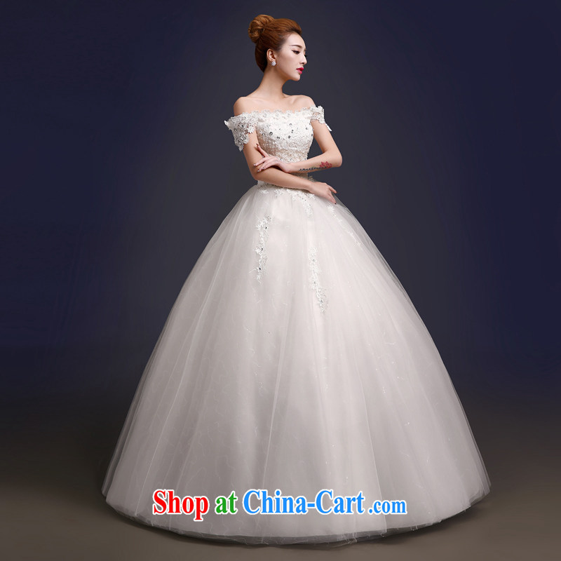 The color is still Elizabeth's new 2015 spring and summer fashion Korean version field shoulder bag shoulder bridal with strap beauty graphics thin wedding dresses white white high-end made pro-contact Customer Service MM