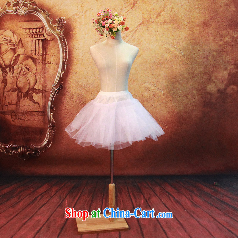 The bride's wedding dress party skirts skirt small dress bone support skirt 09, the bride, shopping on the Internet