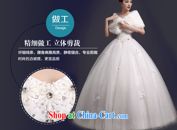 The color is still Windsor wedding dresses new 2015 spring wood drill lace bare chest strap with sweet Princess graphics thin large, white white high-end made pro-contact Customer Service MM pictures, price, brand platters! Elections are good character, the national distribution, so why buy now enjoy more preferential! Health