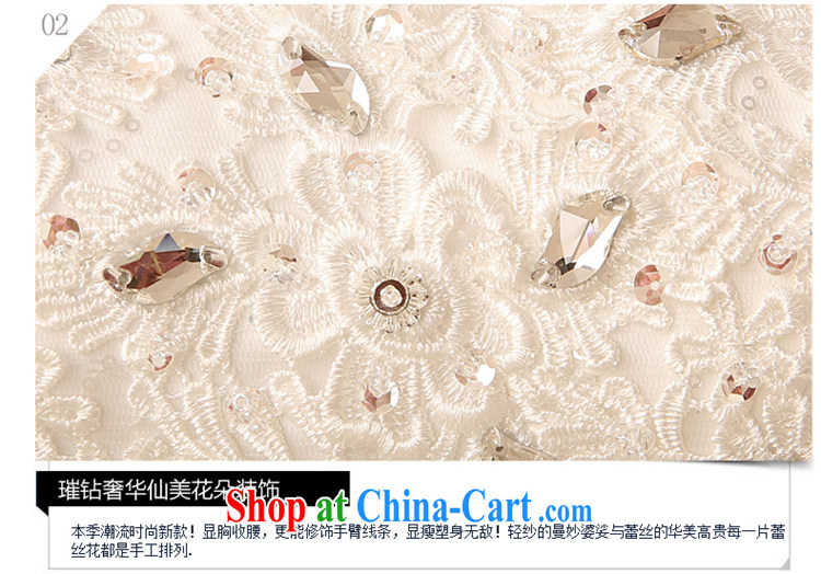 Time his tail wedding, Japan, and South Korea and stylish wedding dresses new 2015 spring and summer field shoulder graphics thin bridal large yards, and wedding dress with M, pictures, price, brand platters! Elections are good character, the national distribution, so why buy now enjoy more preferential! Health