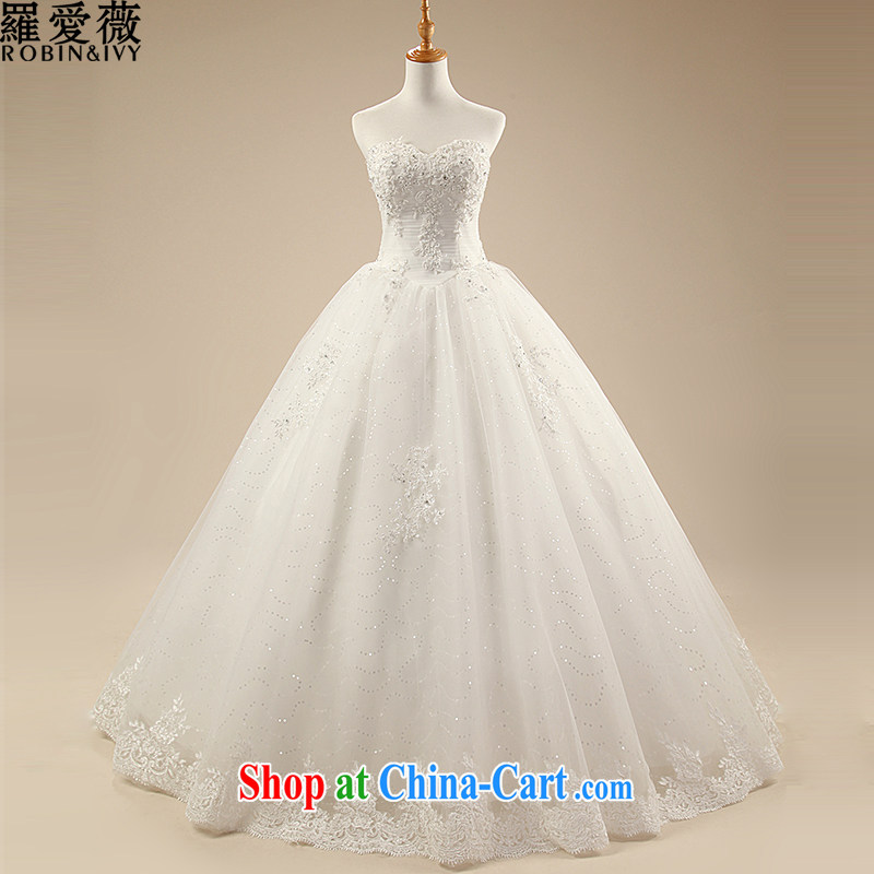 Love, Ms Audrey EU wedding dresses 2015 new stylish erase chest beaded, with marriages wedding H 35,045 white tailored