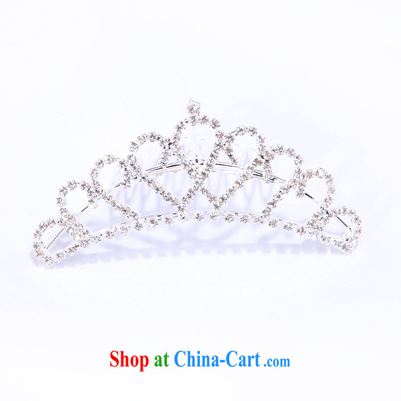 The bride bridal headdress bridal accessories bridal jewelry and ornaments wedding Crown 032 pre-sale 7 day shipping