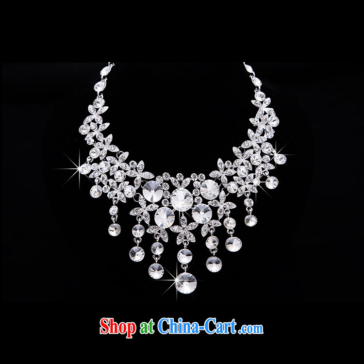 Time his bride's Korean screws with drill-trim Crown necklace earrings 3-piece kit jewelry hair accessories wedding wedding accessories jewelry gift box 3 piece set pictures, price, brand platters! Elections are good character, the national distribution, so why buy now enjoy more preferential! Health