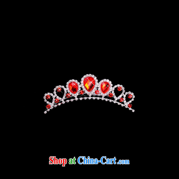 Time his bride's red head-dress-trim Crown necklace earrings 3-piece kit jewelry hair accessories wedding wedding accessories jewelry necklaces earrings pictures, price, brand platters! Elections are good character, the national distribution, so why buy now enjoy more preferential! Health