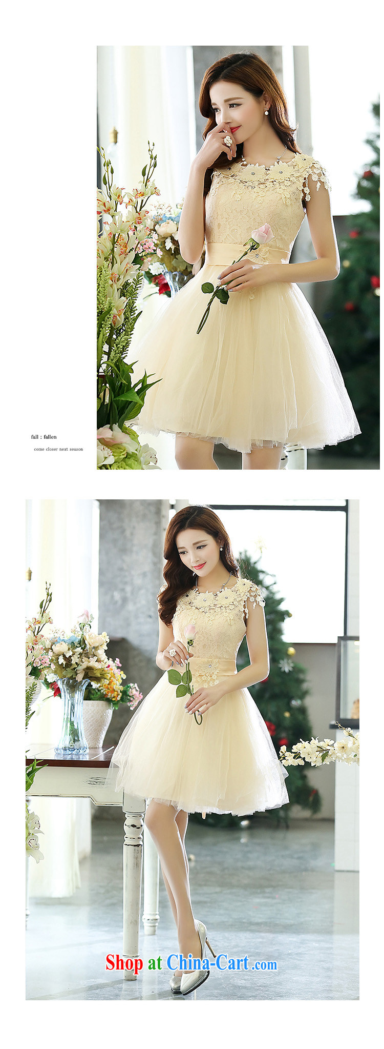 Read terrace spring 2015 autumn female new korean summer beauty read terrace spring 2015 autumn female new korean summer beauty bridal wedding bridesmaid clothing short ombrellifo Images