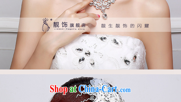 Beautiful ornaments 2015 new bridal head-dress wedding dresses accessories accessories wedding head-dress photo building supplies white flowers 011 pictures, price, brand platters! Elections are good character, the national distribution, so why buy now enjoy more preferential! Health