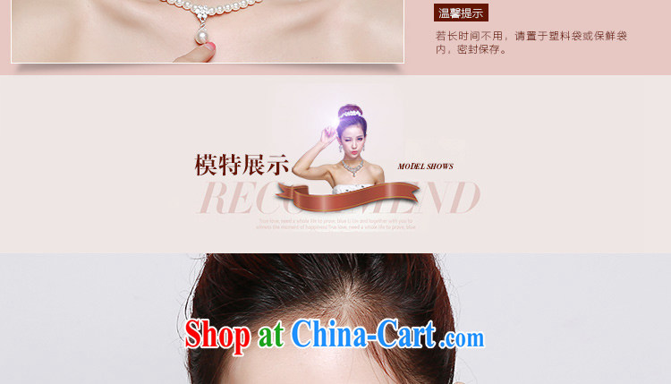 Beautiful ornaments 2015 new marriages pearl necklaces Ear Ornaments wedding dresses accessories necklaces earrings Kit the Pearl necklaces 069 pictures, price, brand platters! Elections are good character, the national distribution, so why buy now enjoy more preferential! Health