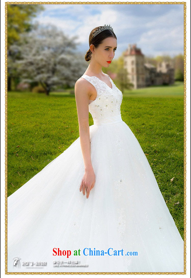 The bride's wedding dresses 2015 new wedding shoulders back exposed tail wedding lace wedding 889 S pictures, price, brand platters! Elections are good character, the national distribution, so why buy now enjoy more preferential! Health