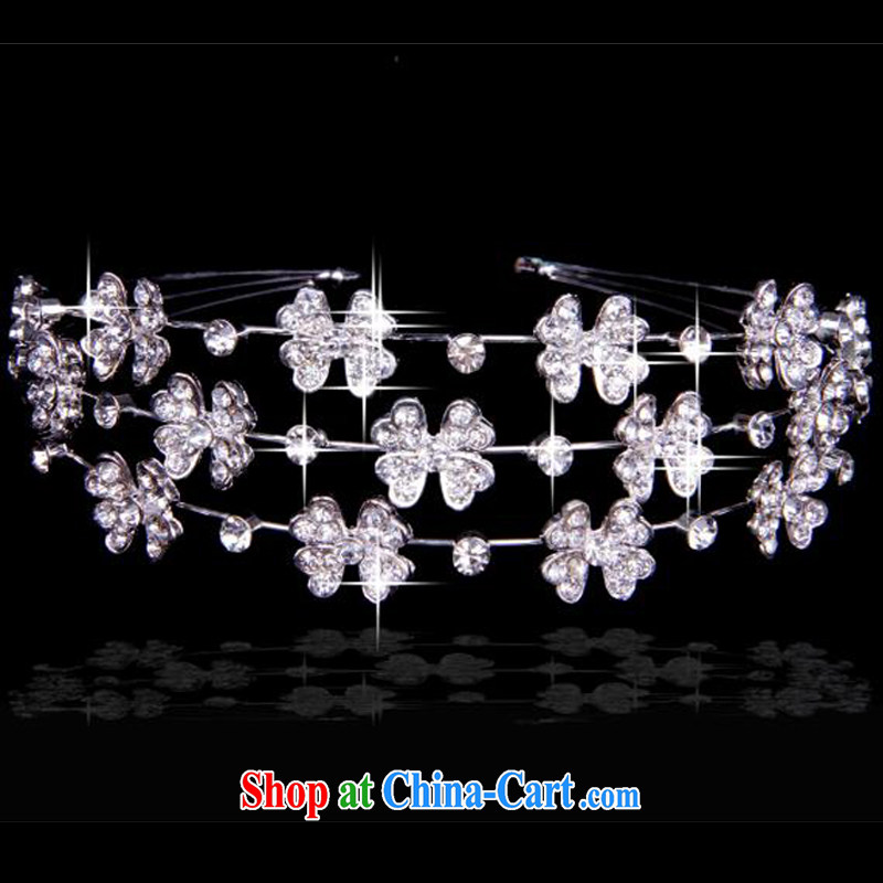 wedding dresses on drilling water drilling Crown HG 013 wedding dresses pictures