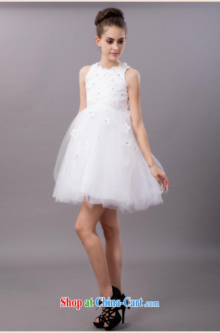 Han Park Cchiness 2017 Spring New Small Dress Bridesmaid Short Princess Gy Evening