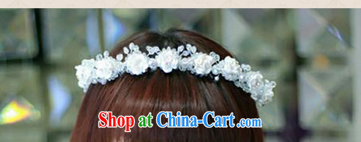 Water dance bride Korean sweet styling garlands and ornaments wedding hair accessories wedding accessories 14 flower head wreath gift boxed pictures, price, brand platters! Elections are good character, the national distribution, so why buy now enjoy more preferential! Health