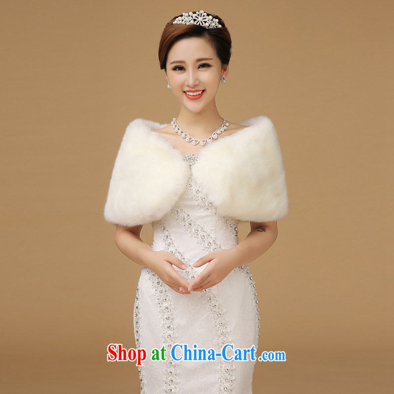 New Year's wedding shawl white are code
