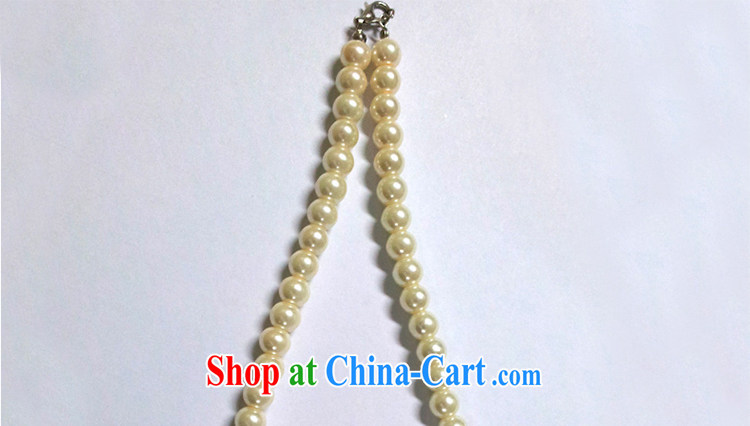 wedding jewelry bridal accessories short emulation pearls wedding dresses accessories accessories white pictures, price, brand platters! Elections are good character, the national distribution, so why buy now enjoy more preferential! Health
