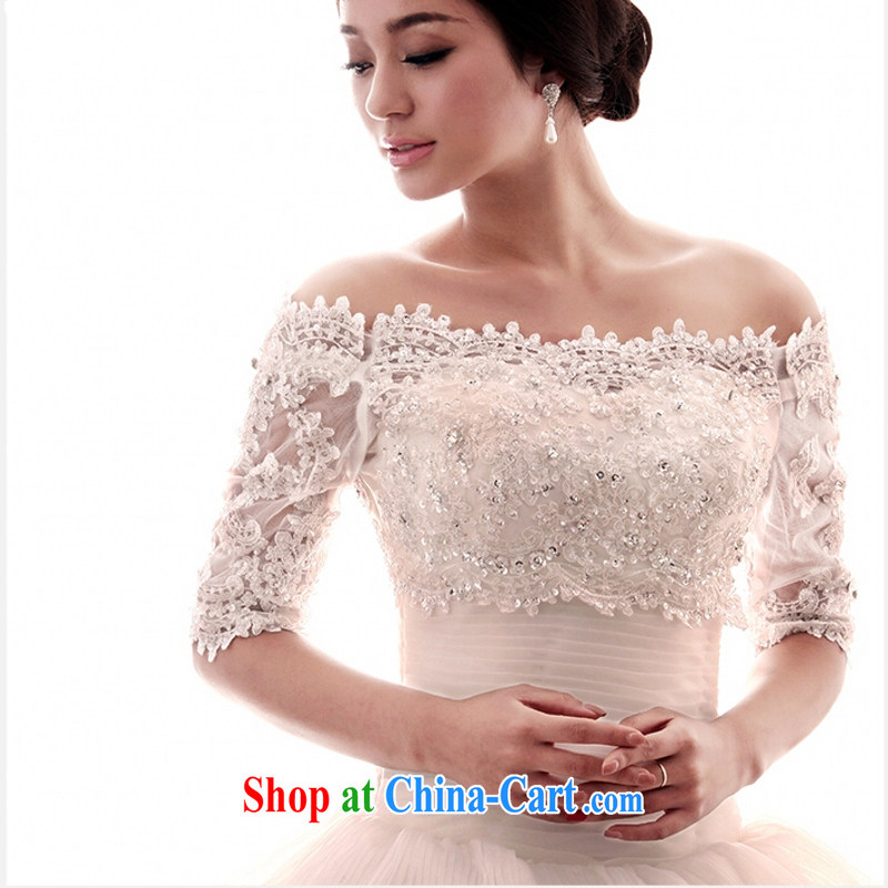 Yong-yan and new wedding dresses spring 2015 the Field shoulder high lace graphics thin cultivating long-tail diamond jewelry, crowsfoot wedding white-tail XL, Yong-yan good offices, shopping on the Internet