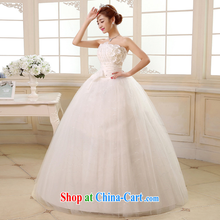 Rain was Yi 2015 new wedding dress white Princess wiped chest stylish graphics thin larger nails Pearl flowers with bridal wedding HS 890 white tailored pictures, price, brand platters! Elections are good character, the national distribution, so why buy now enjoy more preferential! Health