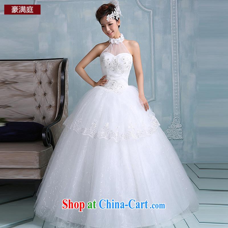 Ho full Chamber wedding dresses 2015 new Korean wood drill with ...