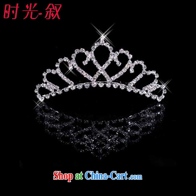 Time his Korean-style water drilling, international marriages small Crown bridesmaid wedding gifts etiquette lady jewelry bridesmaid clothing