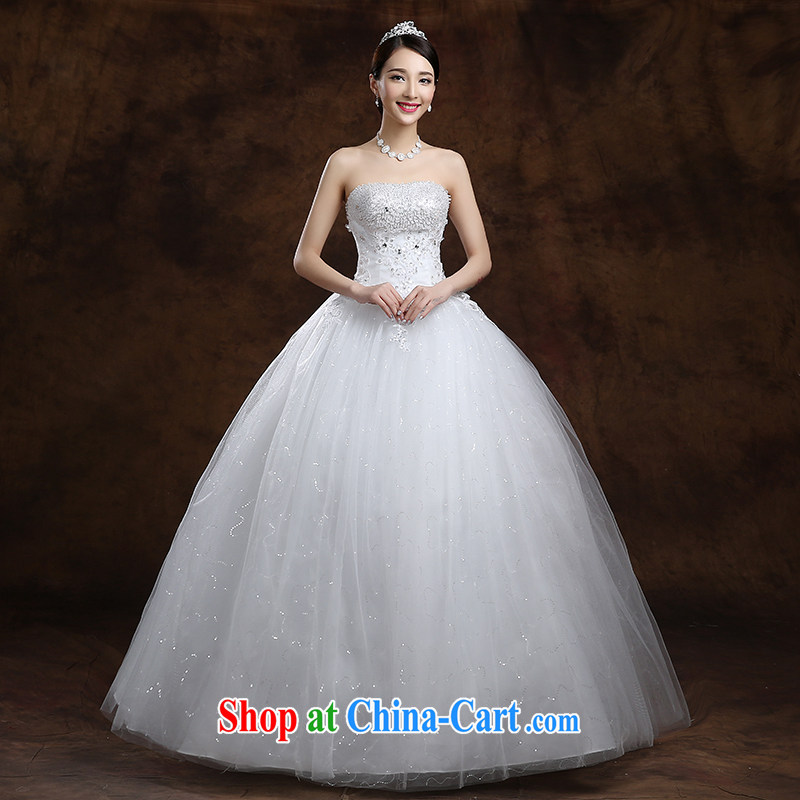 White first to approximately 2015 new bride married Mary Magdalene chest white tie-up beauty to the Code Korean spring and summer white tailored contact Customer Service