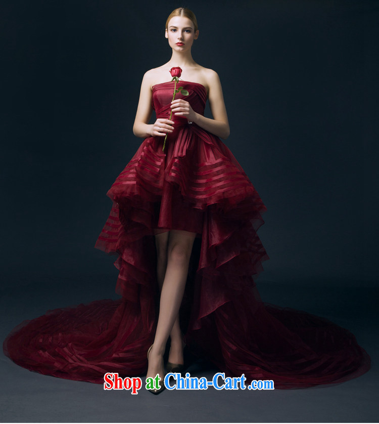 It Is The Jusere High End Wedding Dresses Color Stage Service 2017 Wiped
