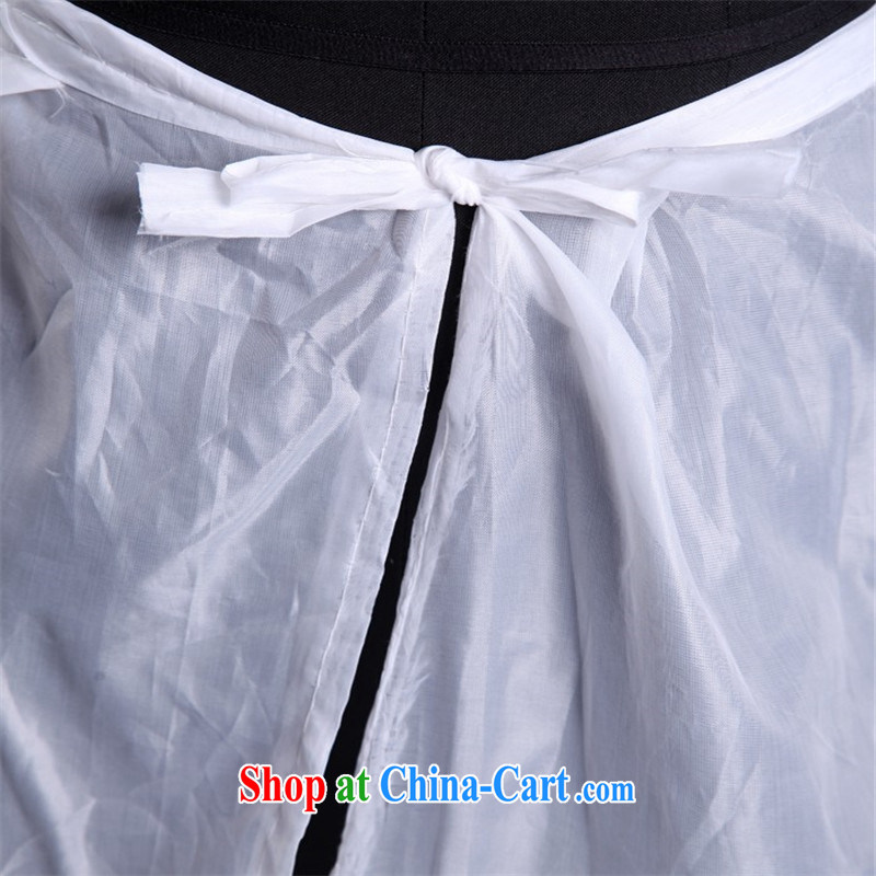 Bridal skirt stays 3 ring a dress party manufacturers boutique special offers good quality Elastic waist skirt brace strap skirt stays white, the color is still Windsor, shopping on the Internet