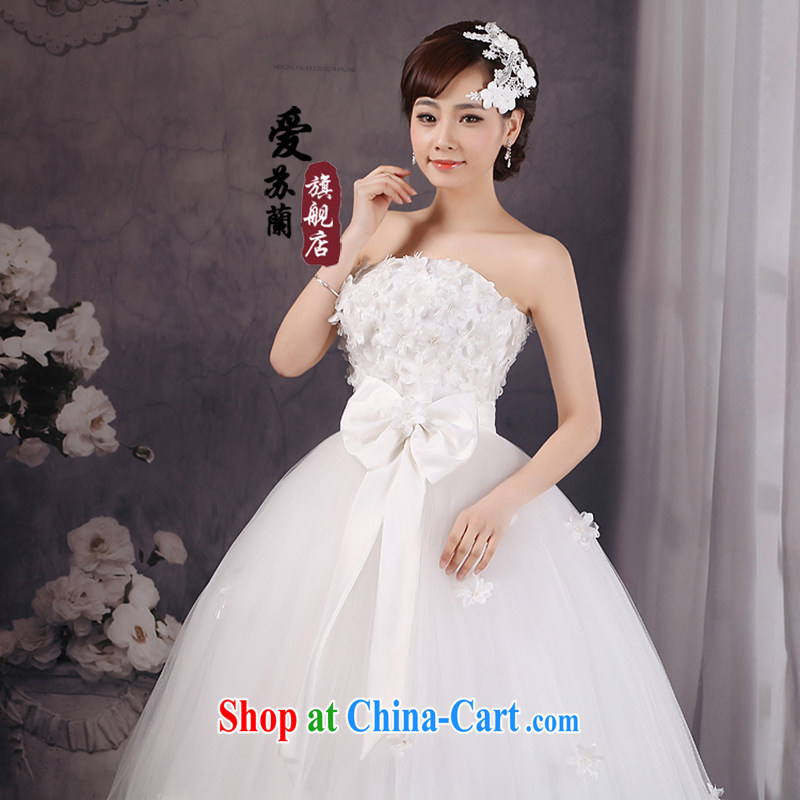 wedding dresses 2015 new high-waist Korean pregnant women larger bandages graphics thin with white Red White. size does not return does not switch