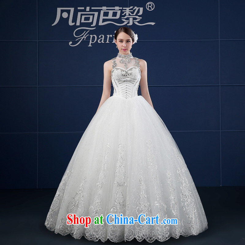 Where is Hip Hop Lai wedding dresses 2015 spring and summer new larger beauty with, retro-also wedding summer bridal white XXL