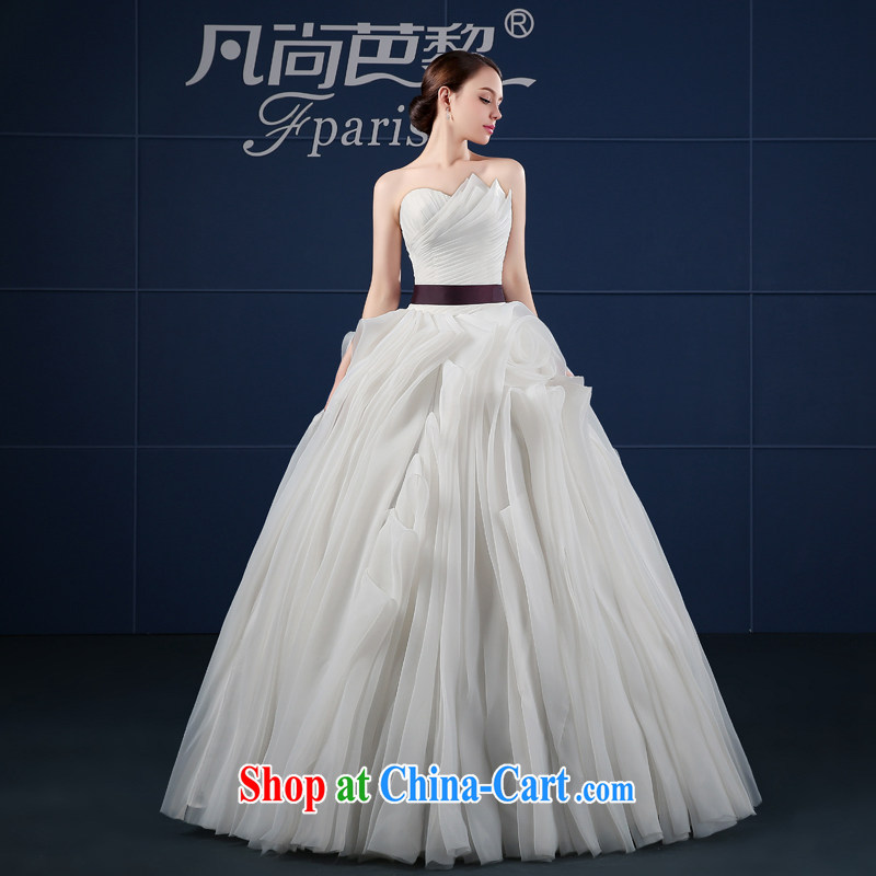 Where is Hip Hop Lai wedding dresses 2015 spring and summer new larger beauty Palace retro shaggy dress bridal wedding summer white XXL