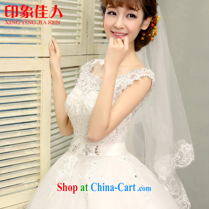 Leigh impression bridal wedding wedding and yarn new bride long, 1.5m won-the-head yarn accessories accessories YT 1005