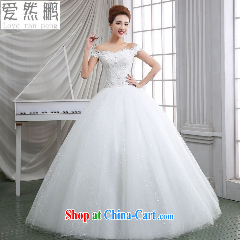 a shoulder bag wedding dresses 2015 new spring fashion Korean brides, to bind with girls, Video thin drill customer for this size will not be returned.