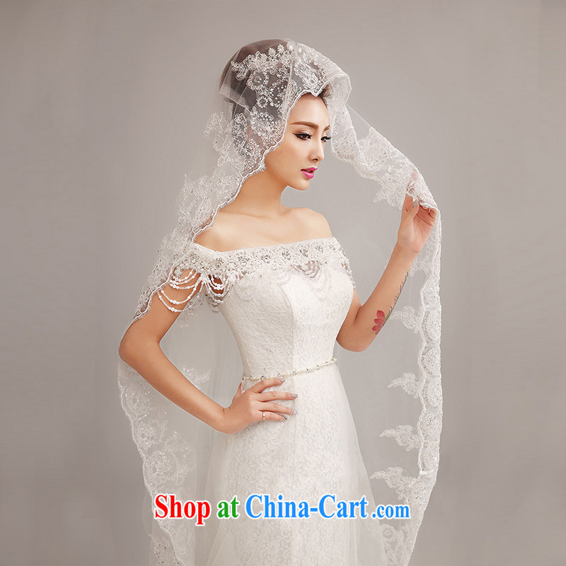 Yi love is wedding dresses summer 2015 new stylish lace-a Field shoulder at Merlion wedding-tail won a field for cultivating graphics thin wedding white to make the $30 do not return