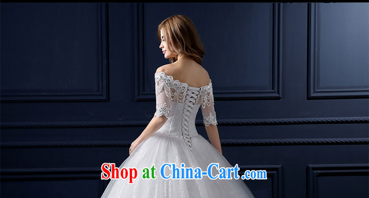 Yarn edge 100, wedding dresses 2015 new spring and summer Korean lace a shoulder with wedding marriages shaggy dress beauty graphics thin smears chest tail wedding white tailor advanced custom pictures, price, brand platters! Elections are good character, the national distribution, so why buy now enjoy more preferential! Health