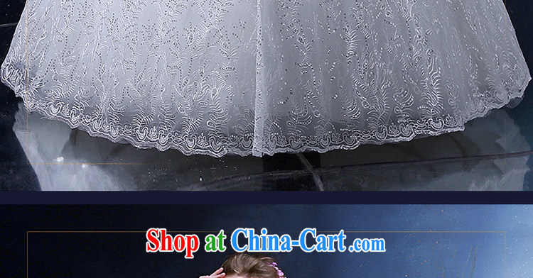 Holy, Connie wedding dresses 2015 new Korean sweet high-waist high, stylish lace shoulders, Ms. White Graphics thin wedding white M pictures, price, brand platters! Elections are good character, the national distribution, so why buy now enjoy more preferential! Health