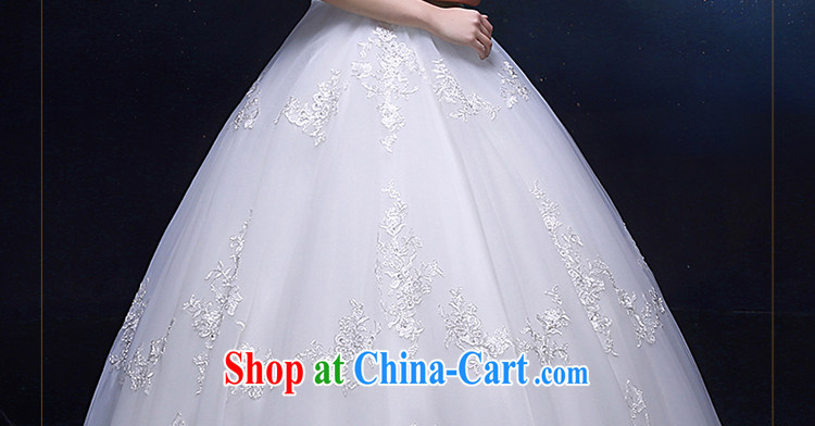 Holy, Connie wedding dresses bride female, Princess wedding continental Palace wiped off his chest in the Marriage Code erase chest dress custom dress white M pictures, price, brand platters! Elections are good character, the national distribution, so why buy now enjoy more preferential! Health