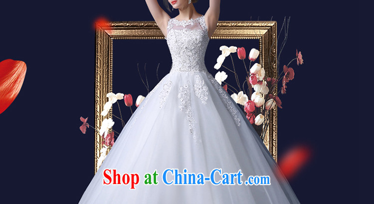 Holy, Connie wedding dresses brides with wedding dresses 2015 spring and summer new, larger imports wiped his chest a shoulder lace marriage shoulders dress white M pictures, price, brand platters! Elections are good character, the national distribution, so why buy now enjoy more preferential! Health